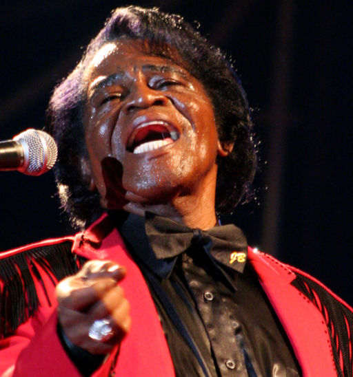 Places to Visit for Black Music Month. James Brown