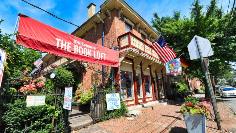 Book Loft in Columbus.