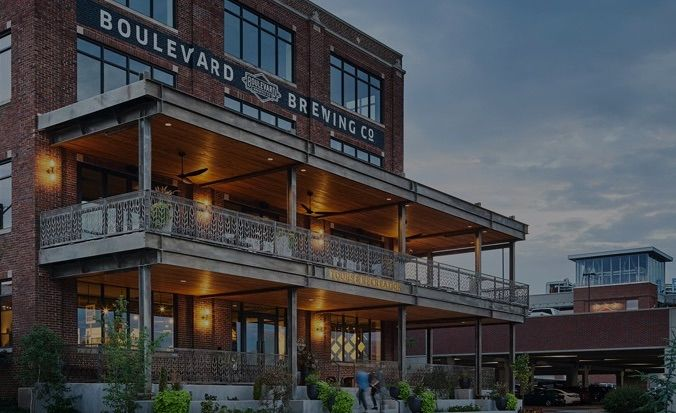 Boulevard Brewing Co. in Kansas City