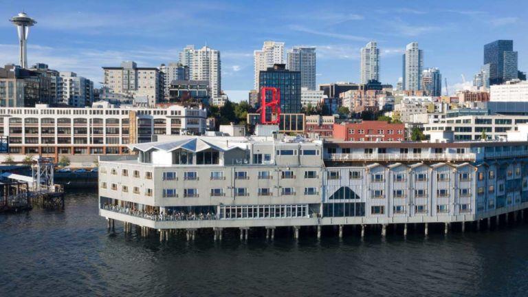 Edgewater Hotel, Seattle. Shutterstock.