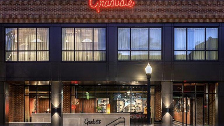 Hotel Graduate in Columbus, Ohio.