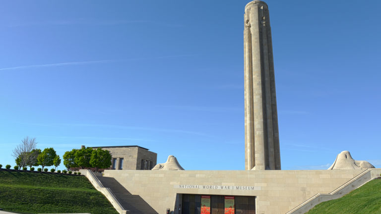 World War I Memorial and Museum in Kansas City