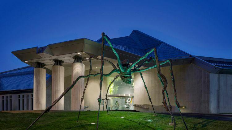 Kemper Museum in Kansas City.