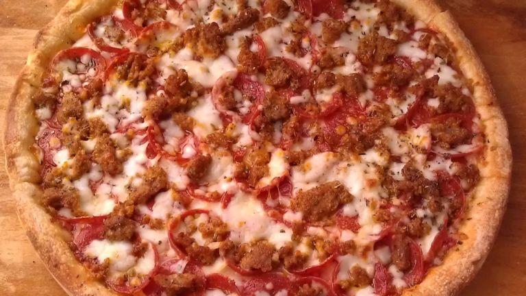 Massey's Pizza in Columbus.
