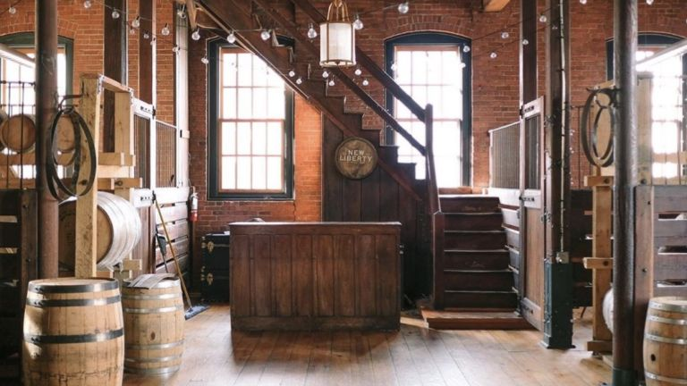 New Liberty Distillery in Philly