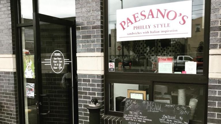 Paesano's in Philly
