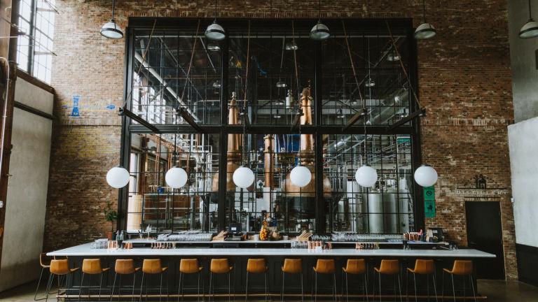 Philadelphia Distilling in Philly