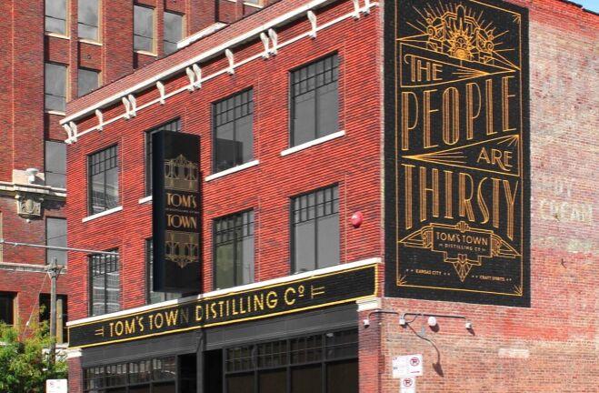 Tom's Town Distilling Co. in Kansas City