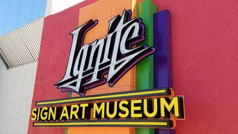 Ignite Sign Art Museum