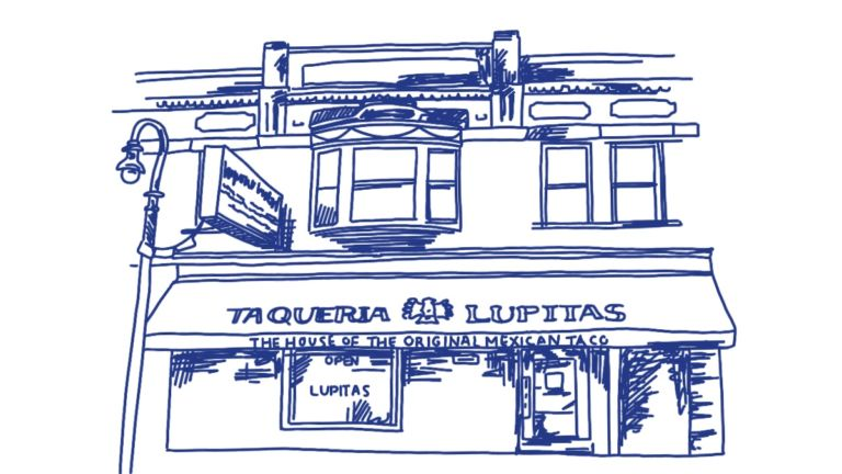 Taqueria Lupita's in Mexicantown