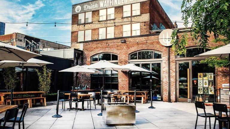 Wayfinder Beer in Portland, OR