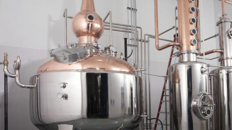 Eastside Distilling in Portland, Oregon.