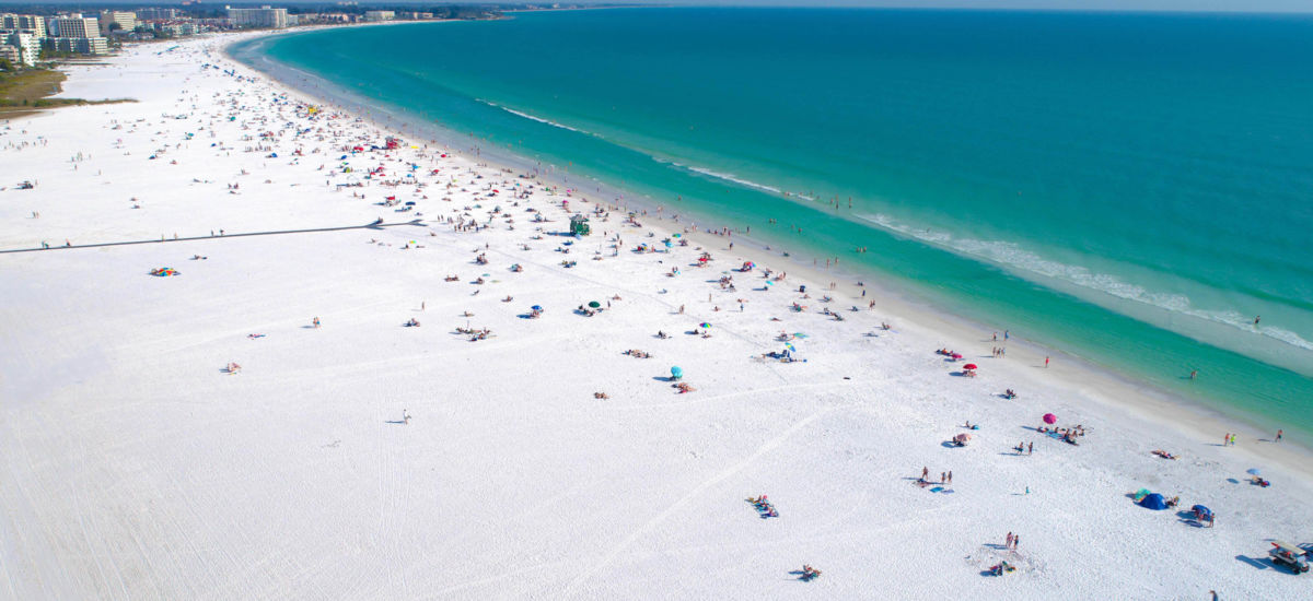 Best Things to do in Tampa - Siesta Key Beach