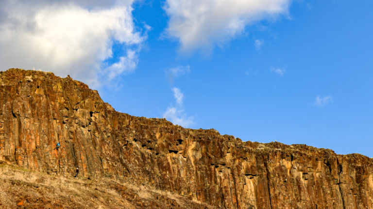 Black Cliffs in Boise