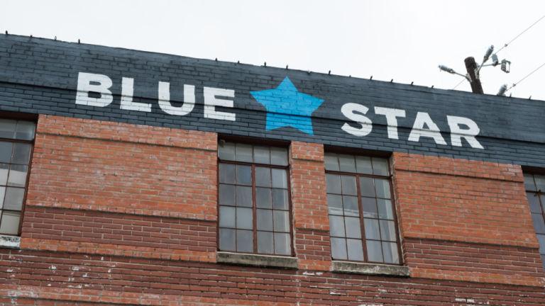 Blue Star Arts Complex in San Antonio. Pic via Shutterstock.