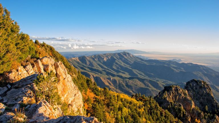 Cibola National Forest in Albuquerque