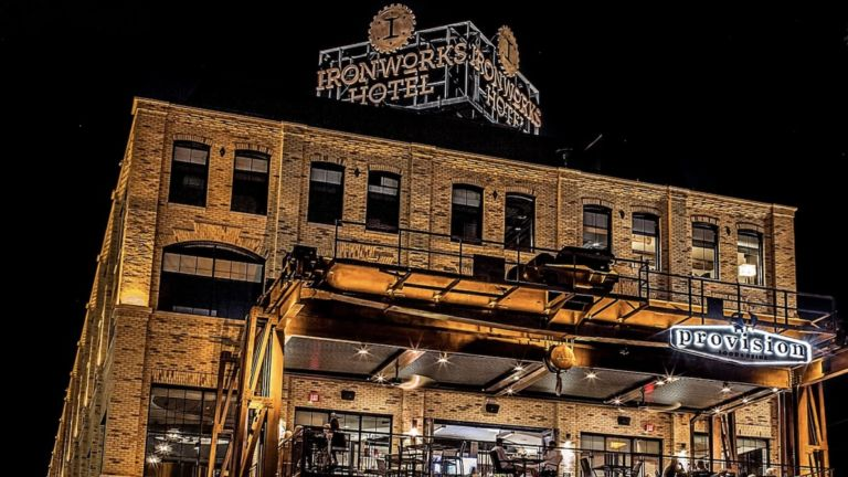 Ironworks Hotel in Indianapolis