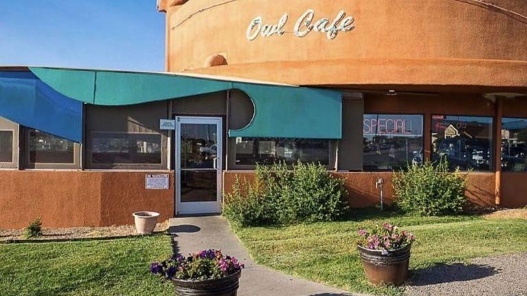 Owl Cafe in Albuquerque