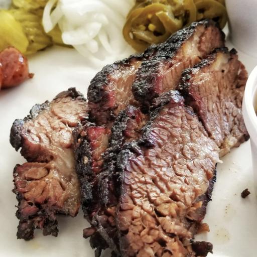 Smoke Shack BBQ in San Antonio.