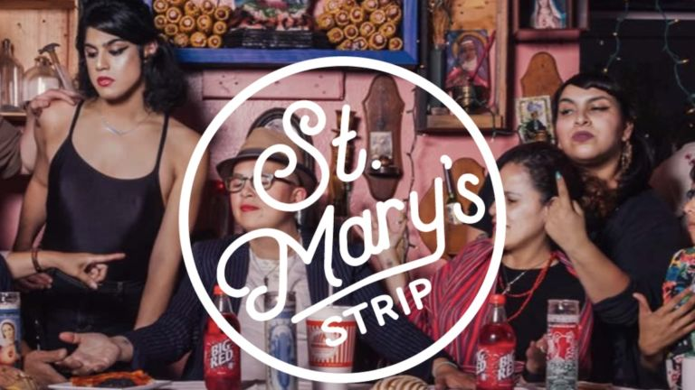 St. Mary's Strip in Midtown San Antonio
