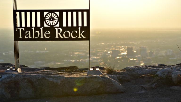 Table Rock in Boise