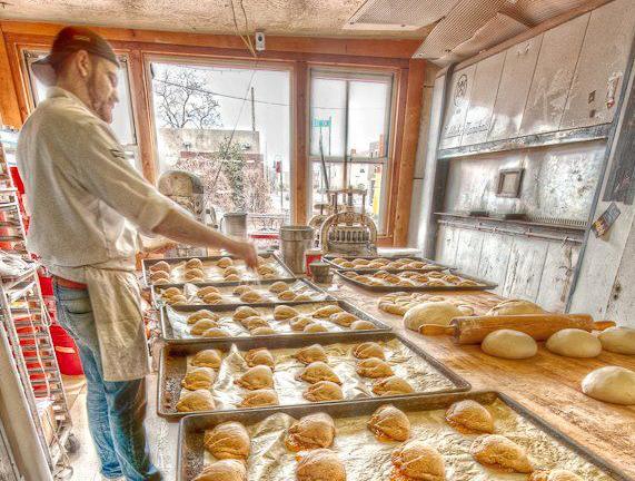 Golden Crown Panaderia in Albuquerque