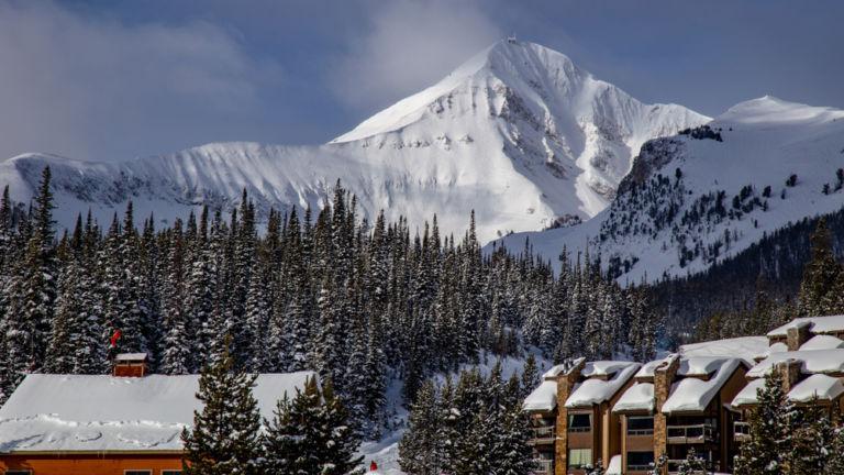 Big Sky Resort, Montana. Photo credit: Shutterstock.