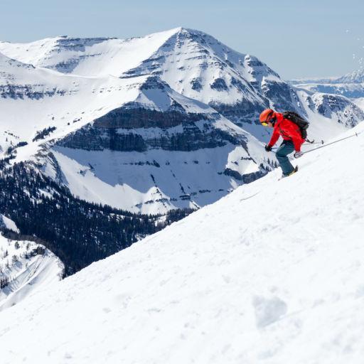 Big Sky, Montana. Pic via Shutterstock.