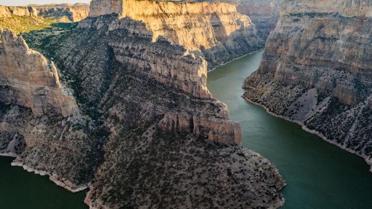 Bighorn Canyon National Recreation Area, Montana. Photo credit: Shutterstock.