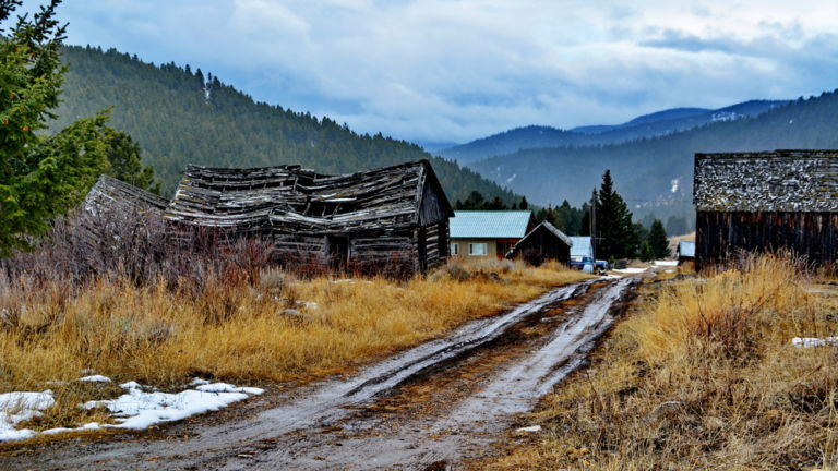 Elkhorn, Montana. Photo credit: Shutterstock.