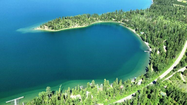 Flathead Lake, Montana. Photo cred: Shutterstock.