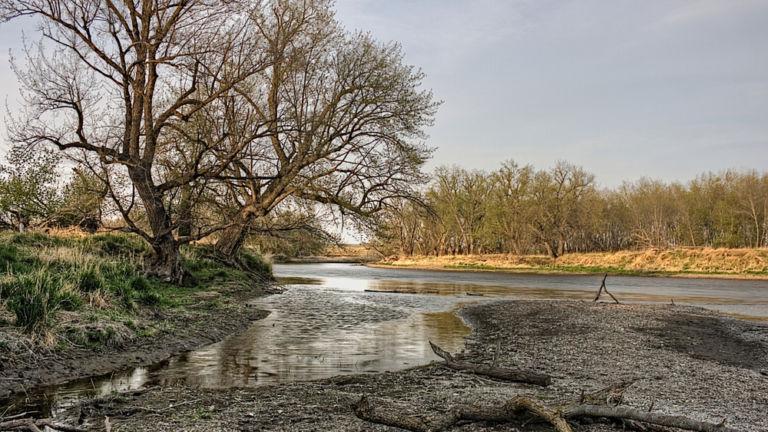 Good Earth State Park, Sioux Falls, South Dakota. Pic via Shutterstock.