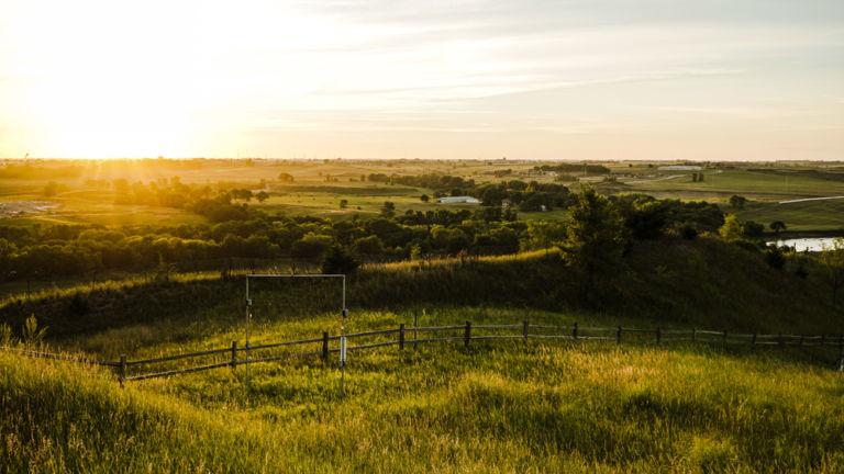 Great Beat Park, Sioux Falls, South Dakota. Pic via Shutterstock.