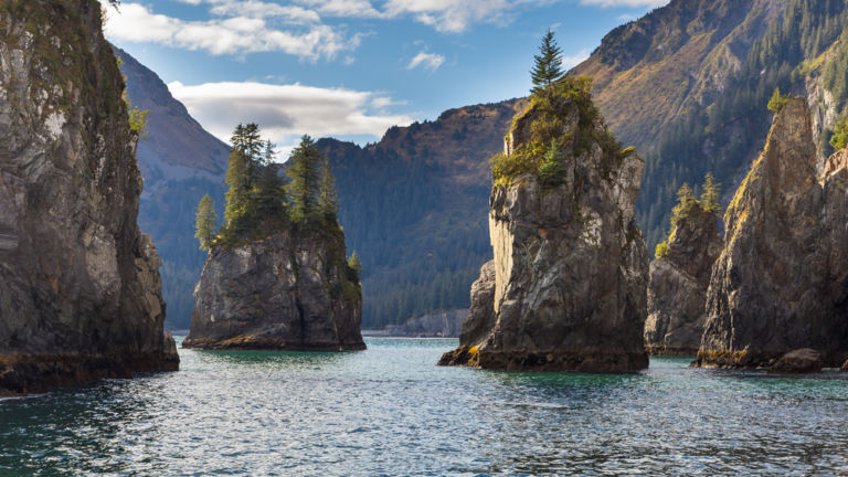 Kenai Fjords National Park, Shutterstock