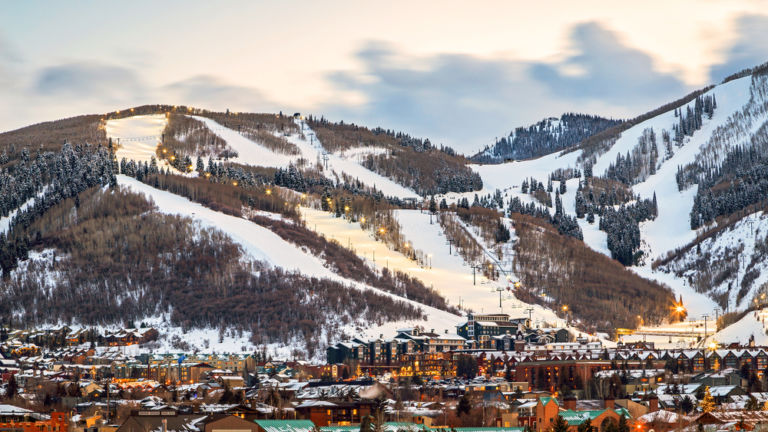 Park City Mountain Resort, Salt Lake City.