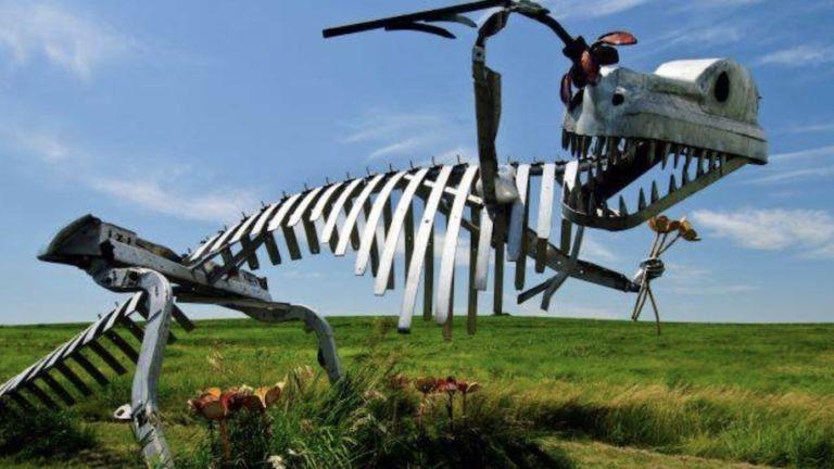Porter Sculpture Park, Sioux Falls, South Dakota