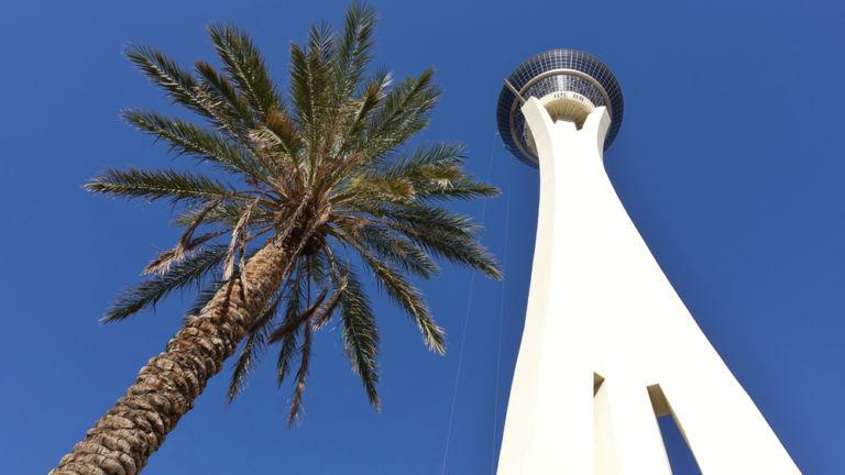 The Strat Skypod. Pic via Shutterstock.