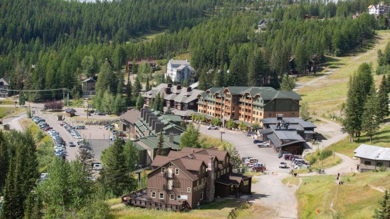 Whitefish Mountain Resort, Montana. Photo credit: Shutterstock.