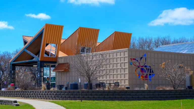 Butterfly House & Aquarium, Sioux Falls, South Dakota. Pic via Shutterstock.