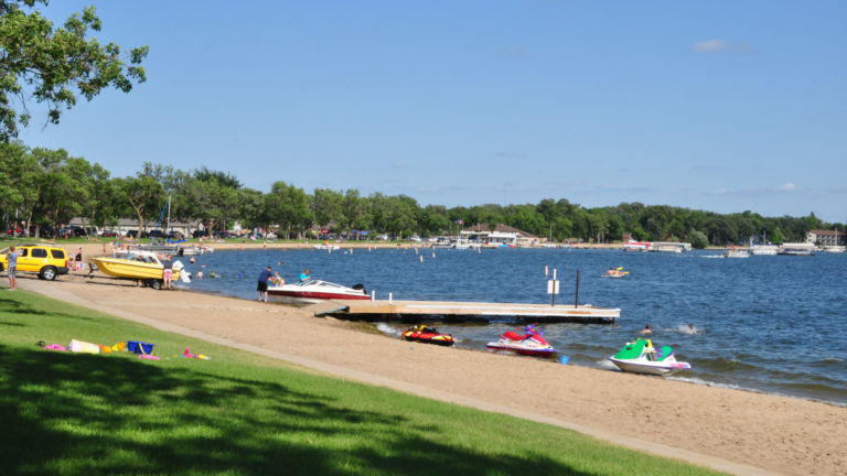 Detroit Lakes City Beach