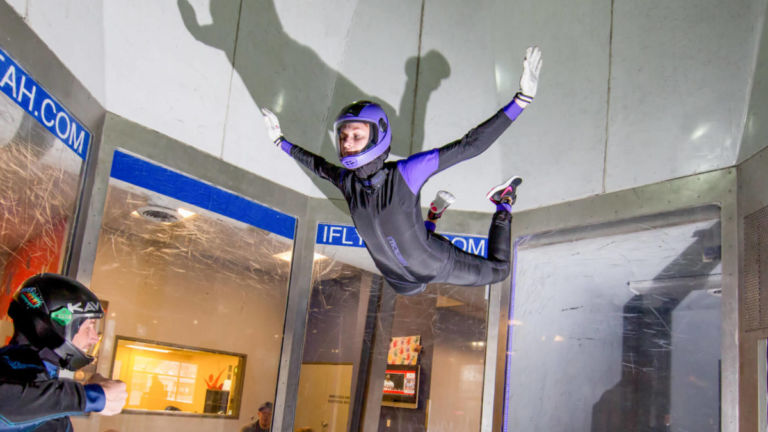 iFly, Salt Lake City.