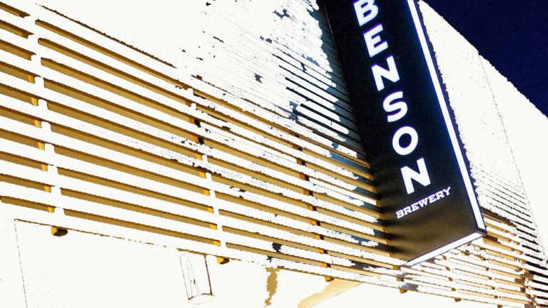 Benson in Omaha, Nebraska.
