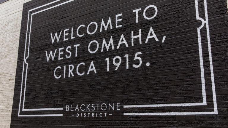 Blackstone District in Omaha, Nebraska. Photo credit: Shutterstock.