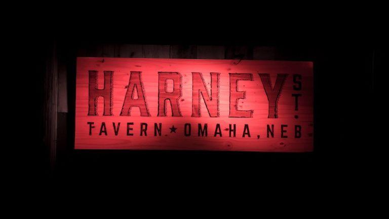 Harney St. Tavern in Omaha, Nebraska.