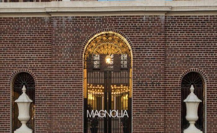 Magnolia Hotel in Omaha, Nebraska.