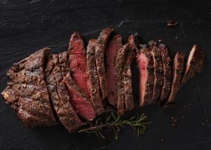 Steak from Omaha, Nebraska. Pic via Shutterstock.