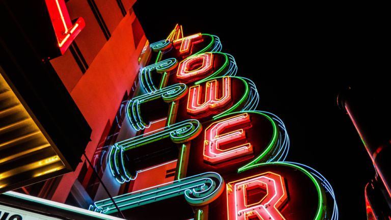 Tower Theater in Oklahoma City. Pic via Shutterstock.