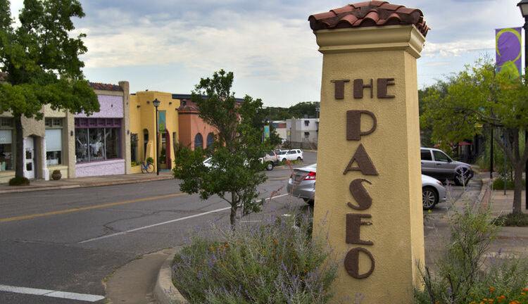 Paseo Arts District, Oklahoma City.