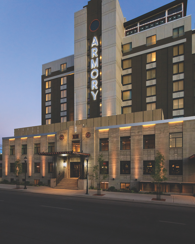 New Hotels to Know: Kimpton Armory
