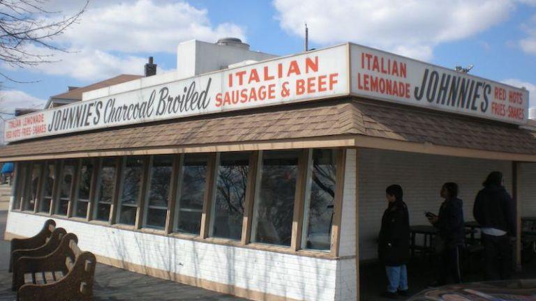 Jonnie's Beef in Chicago